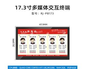 壁挂安卓平板 RJ-PB173